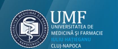 """Iuliu Haţieganu"" University of Medicine and Pharmacy in Cluj-Napoca"